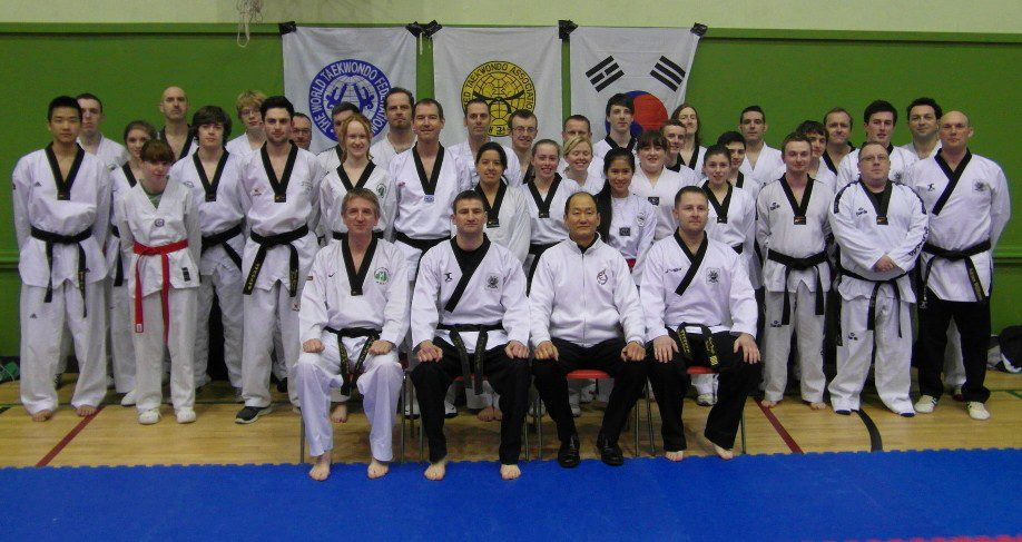 Poomsae Referee Seminar